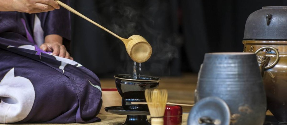 Japanese Tea Ceremony Images